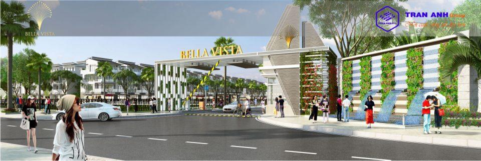 Dự Án Bella Vista City – Chọn Đất Nền Bella Vista Củ Chi Đẹp Nhất