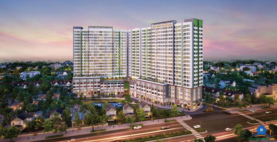Thông tin Căn Hộ MoonLight Kinh Dương Vương – Dự Án MoonLight Boulevard