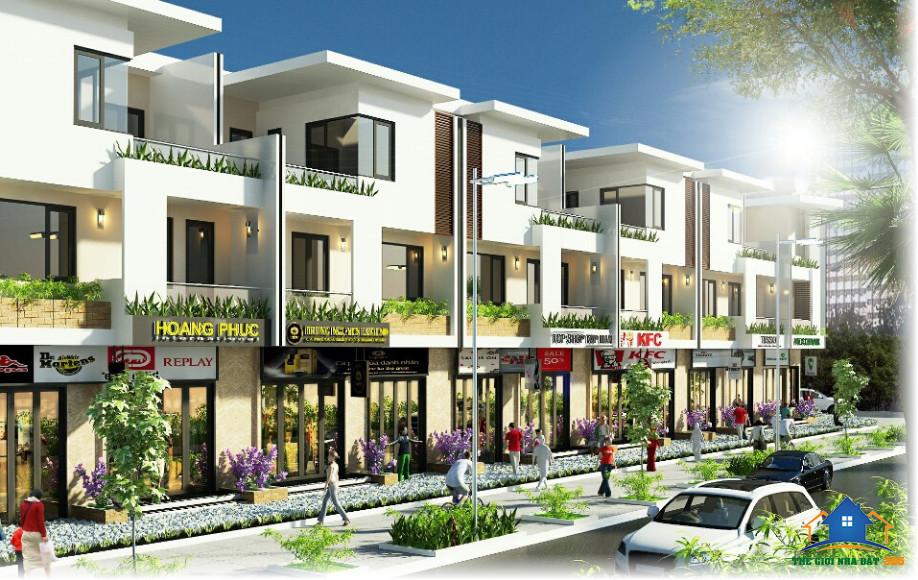 Dự án dự án dreamland city by: Thế Giới Nhà Đất 365