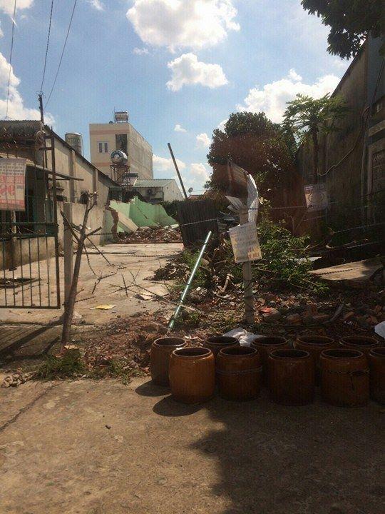 Vị trí lô đất ở TP.Biên Hoà, Đồng Nai đang cần bán