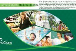 Tiện ích nội khu Dự án Phố Đông Village