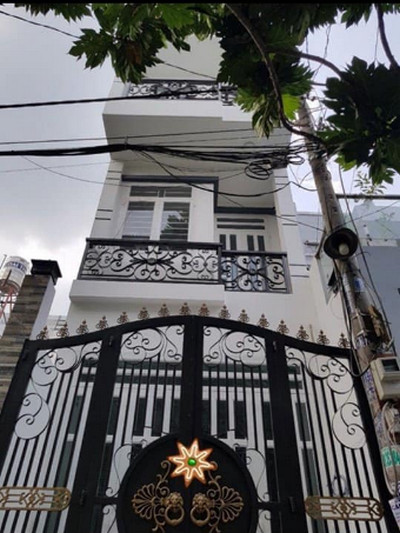 Mua Bán Nhà Quận Bình Tân - Phường Bình Hưng Hòa B, Mua bán nhà giá rẻ tphcm