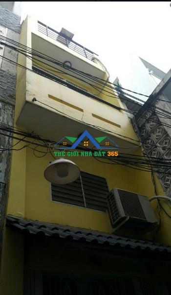 Bán nhà quận 10 đường Cao Thắng giá rẻ chỉ có 3 tỷ 2
