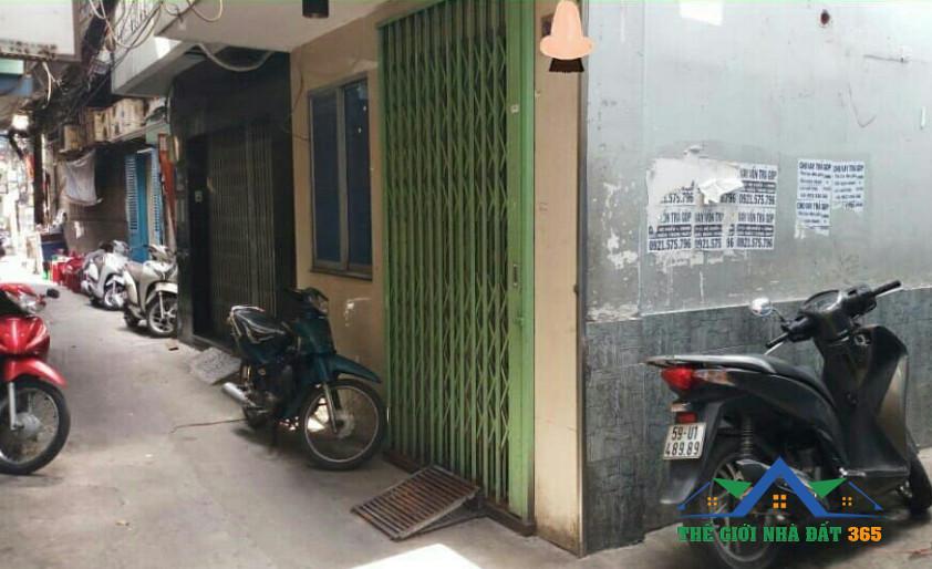Bán gấp nhà hẻm Võ Văn Tần Phường 5 Quận 3 TP HCM