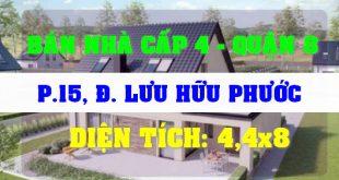 Bán nhà cấp 4 quận 8, Bán nhà phường 15 Quận 8: mua nhà giá rẻ quận 8 tphcm, mua bán nhà chính chủ TPHCM