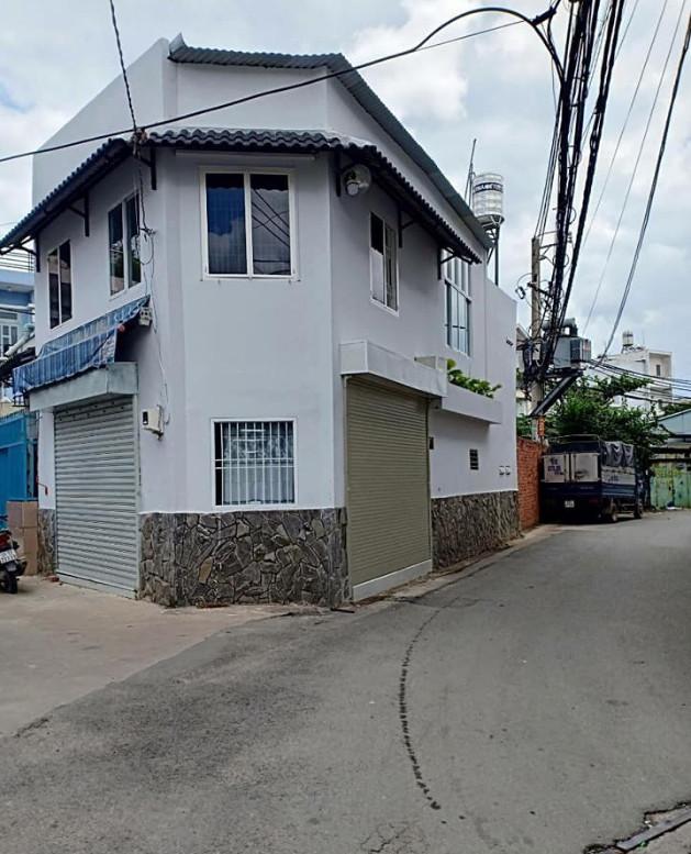 Bán nhà quận Bình Tân, TPHCM giá rẻ đẹo không tì vết 1,85 tỷ