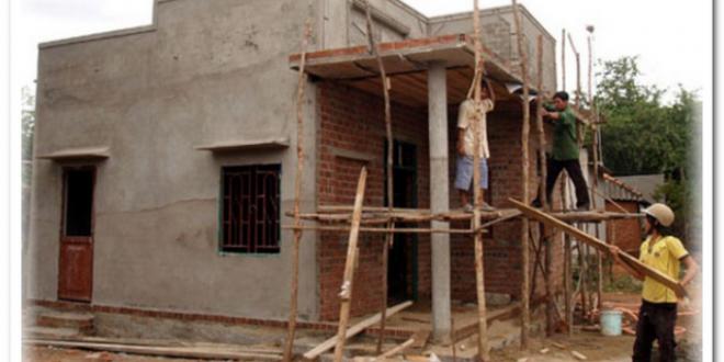 Thủ tục điều chỉnh giấy phép xây dựng nhà ở nông thôn