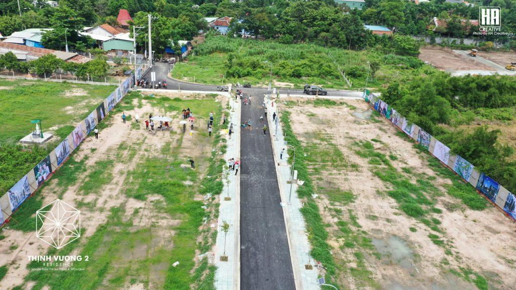 Chính thức mở bán đất nền Thịnh Vượng 2 Residence Củ Chi