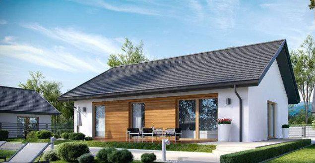 Mẫu thiết kế nhà đẹp cấp 4 ở nông thôn