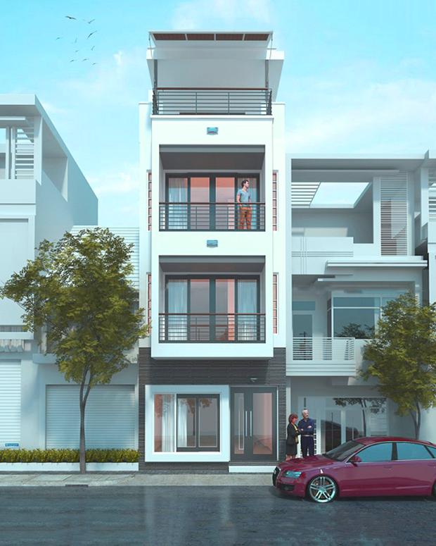 Báo Giá Xây nhà trọn gói tại TPHCM 2021, Xây nhà trọn gói Giá Rẻ