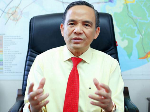 ông Lê Hoàng Châu, Chủ tịch Hiệp hội BĐS TP.HCM (HoREA)