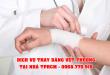 Giá dịch vụ rửa vết thương tại nhà TPHCM bao nhiêu tiền?, Liên hệ Dịch vụ rửa vết thương tại nhà TPHCM ở đâu?